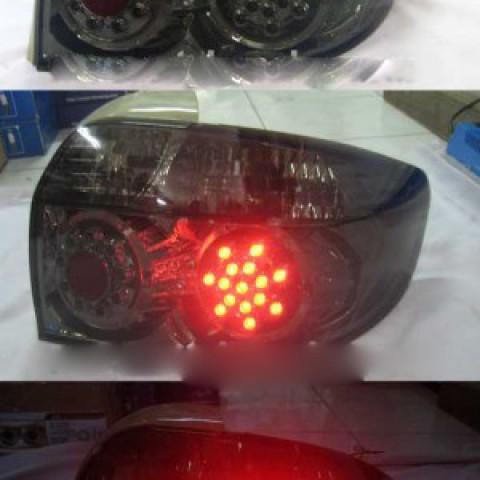 Đèn hậu LED nguyên bộ cho Vios 2006 mẫu rs