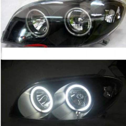Đèn pha LED nguyên bộ cả vỏ cho Vios 2002-2005