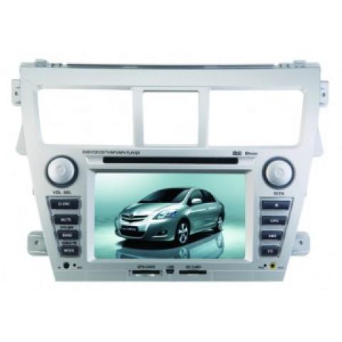 Màn hình đầu DVD cho xe Toyota Vios 2009-2011
