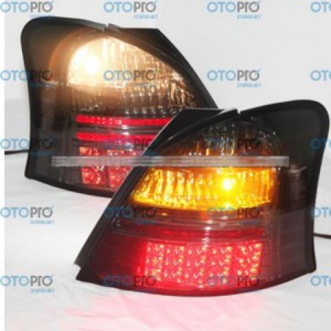 Đèn hậu độ LED nguyên bộ xe Toyota Yaris 2006-2011