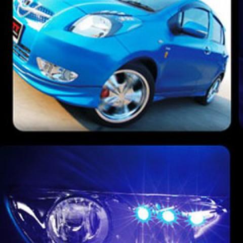 Đèn gầm LED cho Yaris 2006