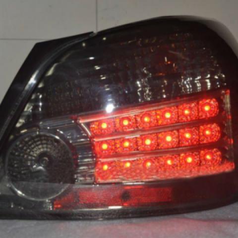 Đèn hậu độ LED cho Yaris sedan
