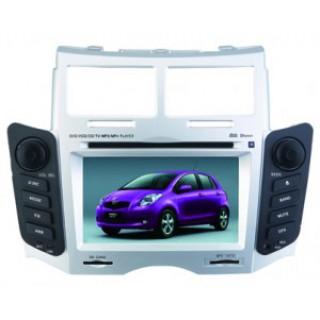 Màn hình đầu DVD cho xe Toyota Yaris 2009-2011