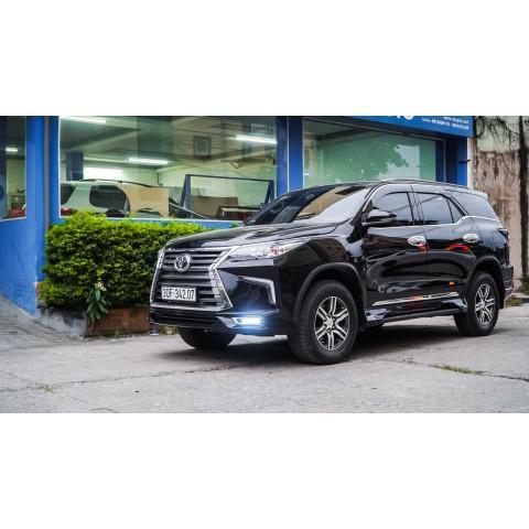Gói độ nâng cấp ngoại thất cho Toyota Fortuner 2017 - 19