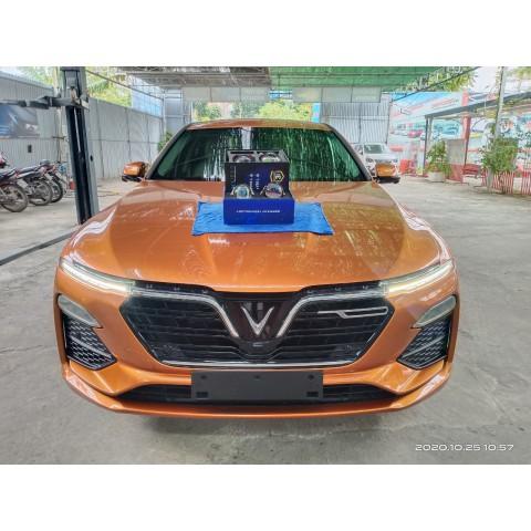 VinFast LUX A độ bi pha LED X-light V30L Ultra