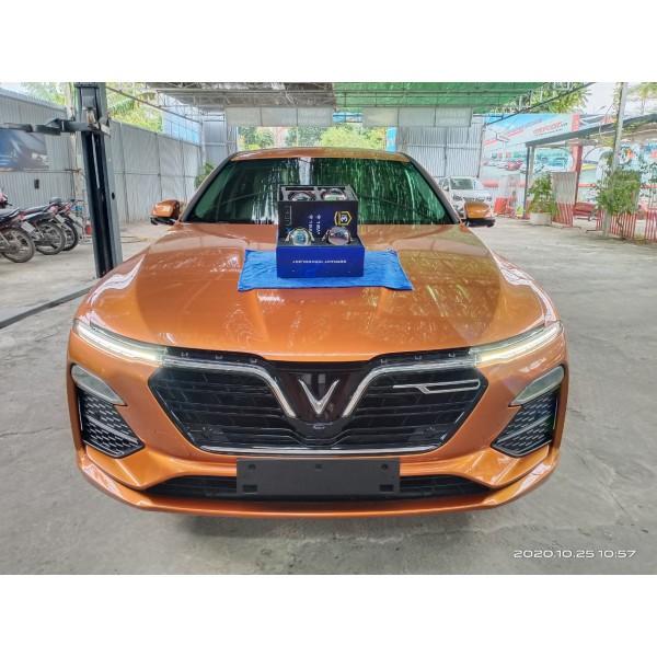 Tổng hợp đồ chơi, phụ kiện nâng cấp cho xe VinFast LUX A