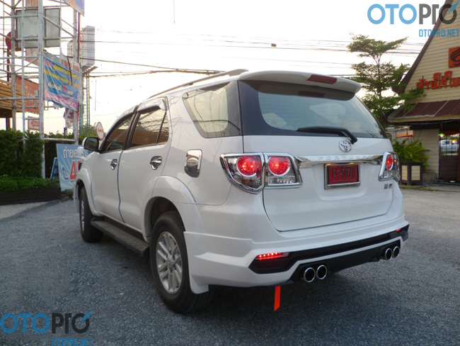 Body Kits Toyota Fortuner JAP (R2) 2012